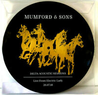 "RSD 2019 Mumford & Sons Delta Acoustic Sessions 10"" Maxi Vinyl Record Store Day"