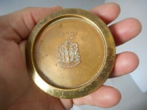 The Worshipful Company of Founders 1365-1965 Beardmore Brass Apothecary Weight