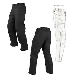 Pantalone Condor Stealth RipStop Black