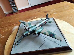 Diverse Images Vickers Wellington RAF Bomber
