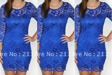 Unbranded Blue Lace Clothing for Women