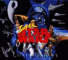 Super Star Wars - SNES Super Nintendo Game