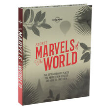 NEW Lonely Planet Secret Marvels of the World