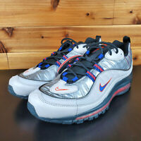 "Nike Air Max 98 NRG ""Space Suit"" Nasa Men's Shoes Vast Grey BQ5613-001"
