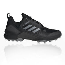 adidas Mens Terrex Swift R3 Walking Shoes Black Sports Outdoors Breathable