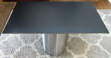 HPL-Platte  Tischplatte 8 mm Schwarz 1000 x 522 mm Findeis Xterior 0011X RAL9005