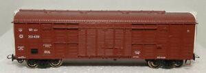 HO BERGS 191 SOVIET FREIGHT CAR 68t SZD 1/87