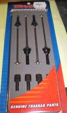 Traxxas 7151X CVD Steel Driveshafts 1/16 E-Revo VXL & Grave Digger FREE SHIPPING