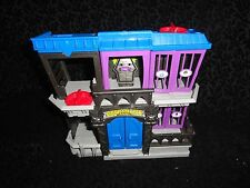 Fisher Price Imaginext Batman DC Super Friends Gotham City Jail Playset