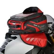 OXFORD M30R  Magnetic Tankbag Red Lifetime Motorcycle Luggage Backpack OL246