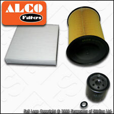 SERVICE KIT FORD FOCUS MK2 1.8 16V ALCO OIL AIR CABIN FILTERS (2007-2010)
