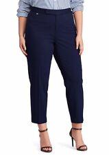 Lauren Ralph Lauren 144$ Size 20W Stanslav Stretch Twill Skinny Work Pant