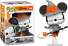 Witch Minnie Mouse Funko Pop Vinyl New in Box