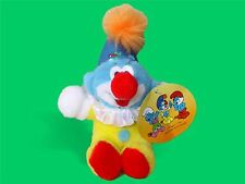 Plush Clown Smurf - VINTAGE PUPPY SA 1993 THE SMURFS