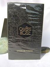 OMBRE ROSE J.C.BROSSEAU OUTLET 2 SAVON PARFUME 100 gr each  VINTAGE