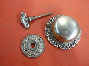 Vintage Brass Mechanical Door Bell