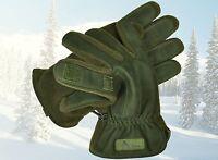 griffigen Besatz von Skogen warme Fleece Jagdhandschuhe  Handschuhe