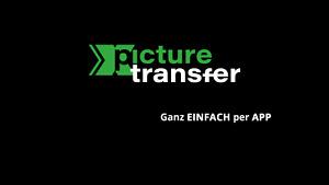 picture transfer App für ALLE Wildkamera Fotofalle Überwachungskamera