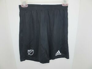 Adidas~MLS Soccer Shorts~Aeroready~Youth Size Large~Black~Official~New with Tags