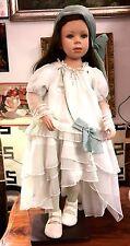 Künstlerpuppe Catalina von Channa 80cm Porzellan limitiert Nr. 51/500