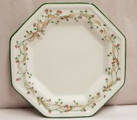 Johnson Bros Eternal Beau Side Plate Octagonal c1983-2014 Made In England 15cm
