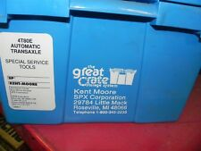 GM KENT-MOORE SPX J39065 4T80E AUTOMATIC TRANSAXLE SPECIAL SERVICE TOOLS W/BOX