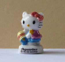 Fève Zodiaque d' Hello Kitty - 2010 - Kitty Aquarius