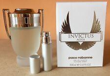 Paco Rabanne Invictus Aqua 5ml sample