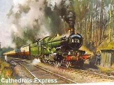 Terence Cuneo - Stunning British Railway print by Terence Cuneo