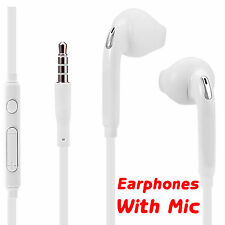 Handsfree Earphone Headphone headset For Samsung Galaxy S6 S7 Edge Note 4 3.5mm