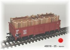 Märklin 48816-05 Ein Offener Güterwagen Omms55 der DB #NEU in OVP#