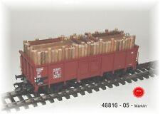 Märklin 48816-05 ON/ Wagon De Marchandises Ouvert Omms55 de DB # in #