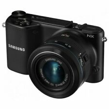 Samsung NX NX2000 20.3MP Digital Camera - Black (Kit w/ ED 20-50mm Lens)