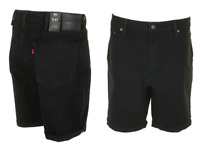 Levis 541 Commuter Athletic Fit Denim Levi's Black Shorts #0001