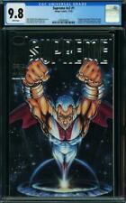 SUPREME V2 #1 CGC 9.8 NM/MINT -*-ROB LIEFELD ART & STORY-*- Image November 1992