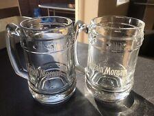4 X Captain Morgan Rum Glass Tankard Official Brand New CE Bar Pub Man Cave Gift