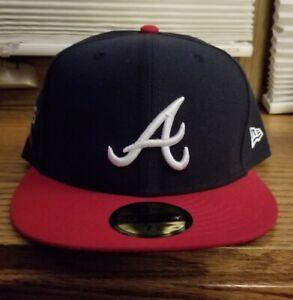 Atlanta Braves 2021 All Star hat New Era 7 5/8 NWT