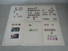 Nystamps Thailand old stamp collection Album page