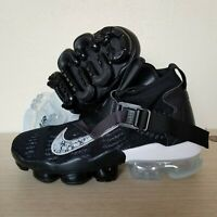 Nike Air Vapormax Premier Flyknit Shoes Black White Oreo Men's SZ ( AO3241-002 )
