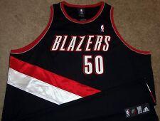 VTG AUTHENTIC 2004 ZACH RANDOLPH PORTLAND BLAZERS NBA ADIDAS JERSEY 60 SEWN!