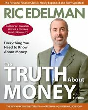 The Truth About Money 4th Edition by Ric Edelman, (Paperback), HarperBusiness ,