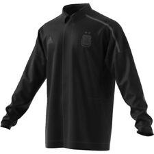 Abbiglimento sportivo da uomo giacche e gilet nero adidas