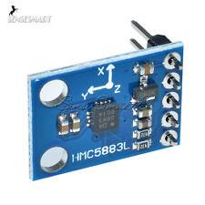 GY-273 HMC5883L Sensor Module 3V-5V Triple Axis Compass Magnetometer For Arduino