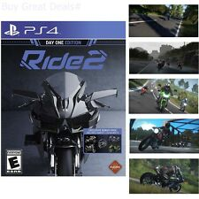 Ride 2 For PlayStation 4 Brand New Ps4 Games Factory Sealed
