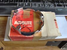 1967 67 Ford Mustang NOS pony woodgrain steering wheel lower chrome collar