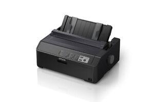 EPSON LQ-590 II 24-pin Dot Matrix Impact Printer