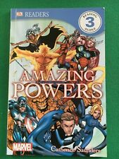 AMAZING POWERS BY CATHERINE SAUNDERS, 2014