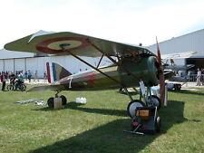 MORANE SAULNIER A1, Jagdflugzeug. Aéronautique Militaire. Modellbauplan