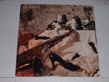 ED CALLE Nightgames EPIC LP '86 OG Miami Sound Machine Jazz Saxophone NM
