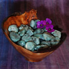 1 EMERALD Tumbled Stone - Consciously Sourced Healing Crystals